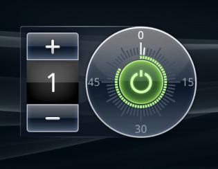 Sony Ericsson Timer Widget