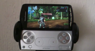 OnLive Viewer Xperia PLAY